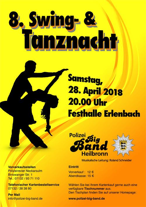 Swing- und Tanznacht in Erlenbach