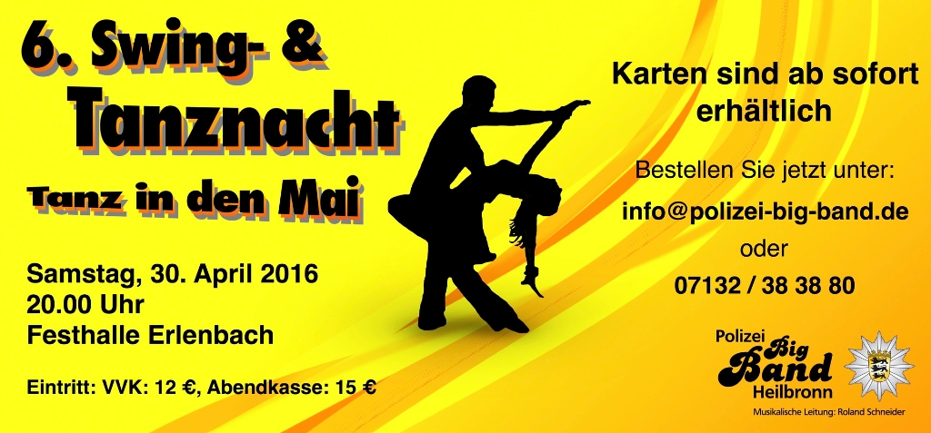 Swing- und Tanznacht 2016