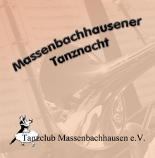 Flyer Massenbachhausener Tanznacht 2016