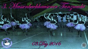 Massenbachhausener Tanznacht 2016; Tanzclub Massenbachhausen