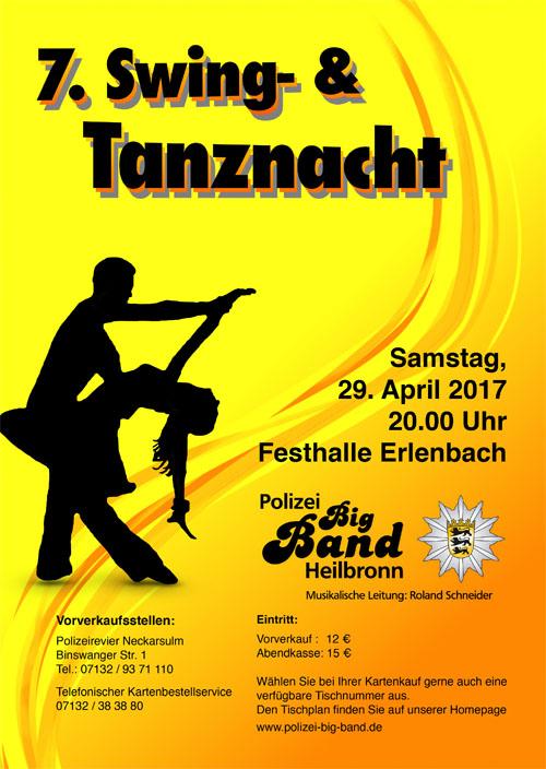 Swing- und Tanznacht 2017