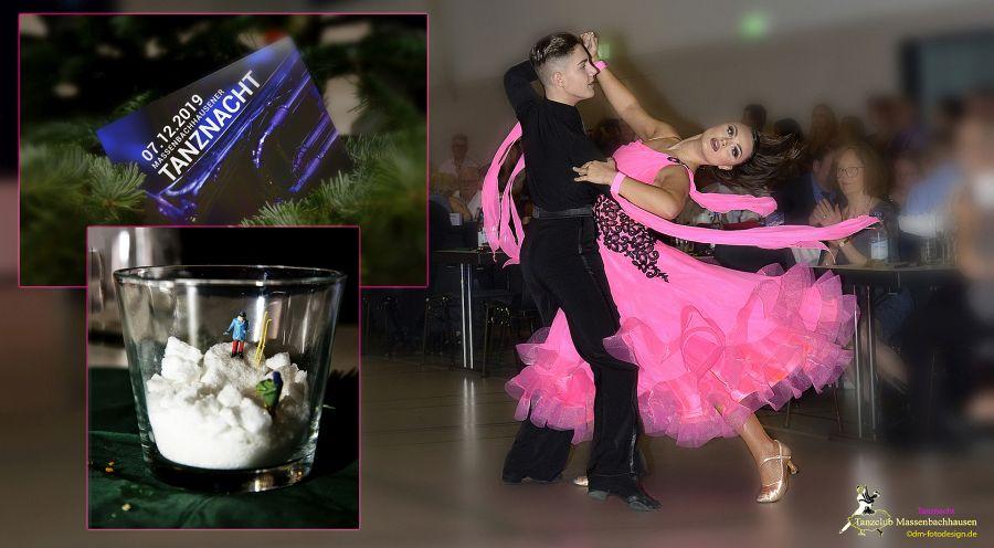 Tanzclub Massenbachhausen; Massenbachhausener Tanznacht Dezember 2019