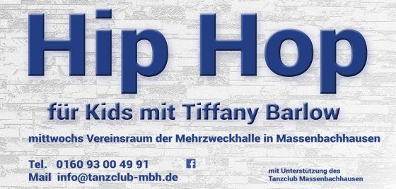 Hip Hop für Kids, Tanzclub Massenbachhausen